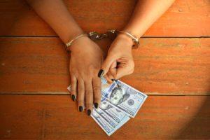 woman-in-handcuffs-bail-bond